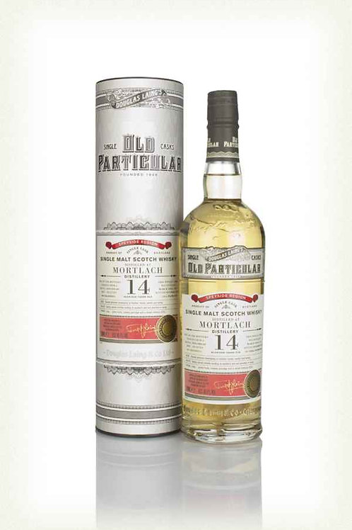 Douglas Laing' s Old Particular Mortlach 2005 14y 48,4%