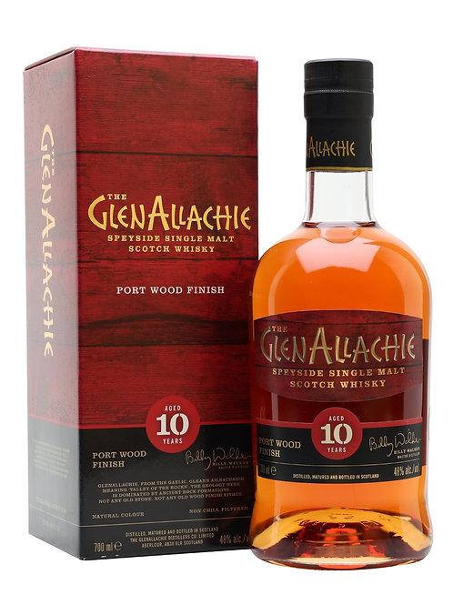 Glenallachie 10y Port wood Finish 48%