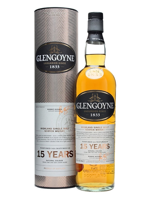 Glengoyne 15y 43%