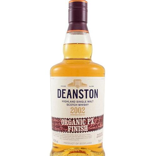 Deanston 2002 Organic PX 49,3%
