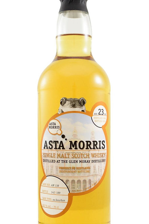 Glen Moray 23y Asta Morris 49,7%