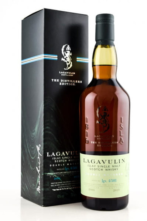 Lagavulin Distillers Edition 2019 43%