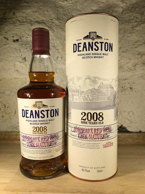 Deanston 9y Bordeaux Finish 58,70%
