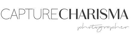 Capture Charisma Photographer Logo