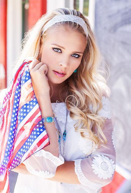 Cover Girl - HS Senior Photo