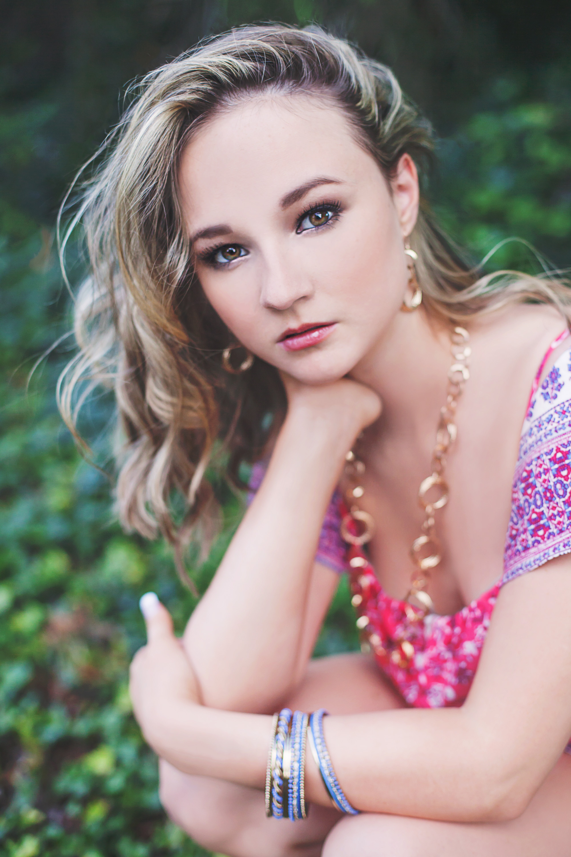 Teenager Headshot Charlotte, NC