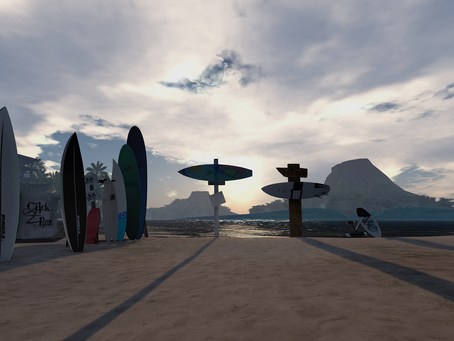 Cohiba Cay Surf Sim