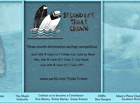 The Triple Crown Registration Opens Today!