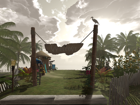 Island of Lono Surf Haven