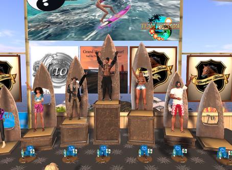 SLSA T'ai Surfing HP5 Pro Scores