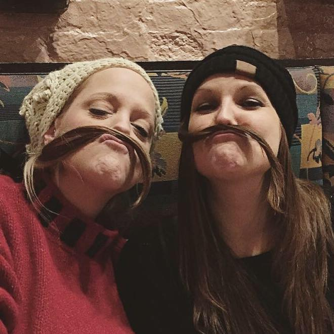 We Mustache you a question