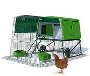 Omlet_Eglu_Cube_Green_Chicken_Coop_2m_Ru