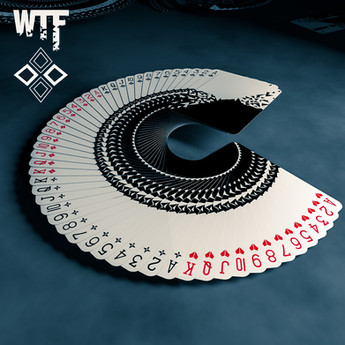 WTF CARDISTRY NOW ON KICKSTARTED - HURRY!