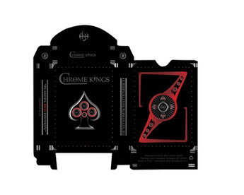 CHROME KINGS RED PLAYERS EDITION COMING SOON