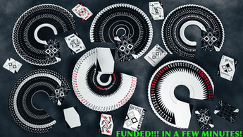 BICYCLE CARDISTRY IS LIVE ON KICKSTARTER FOR 14 DAYS ONLY!