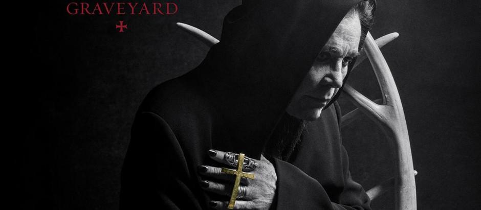 Ozzy Osbourne returns with 'Under The Graveyard'