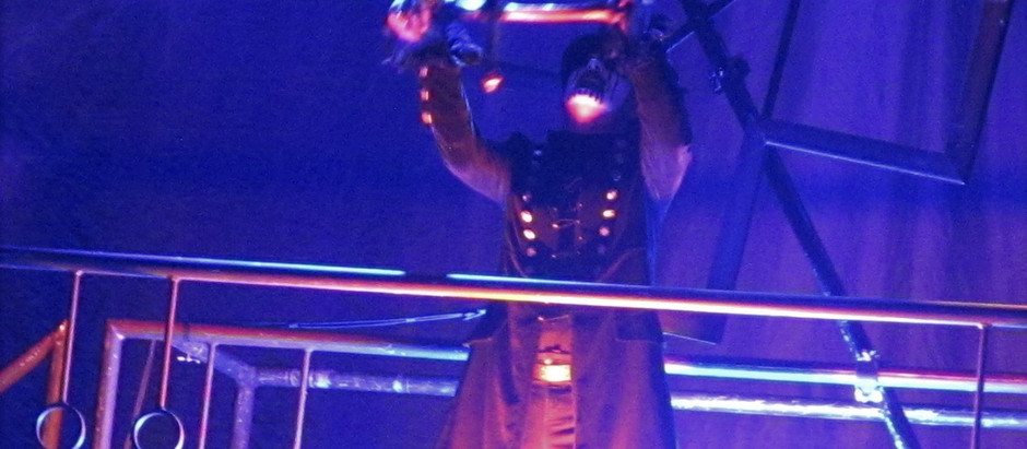 King Diamond slays at The Fillmore