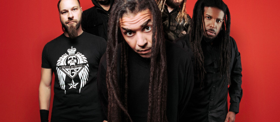 Nonpoint's voice a strong front during quarantine