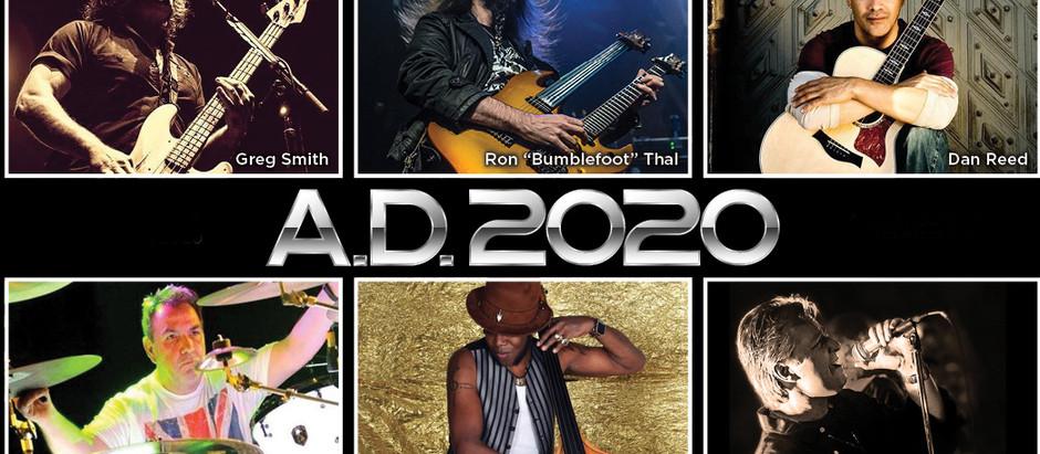 A.D. 2020 releasing debut album