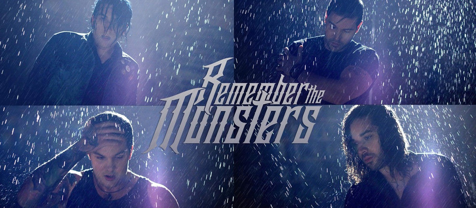 'Close Encounters' with Remember The Monsters