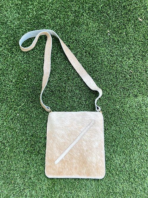 Cowhide Cross-body Bag