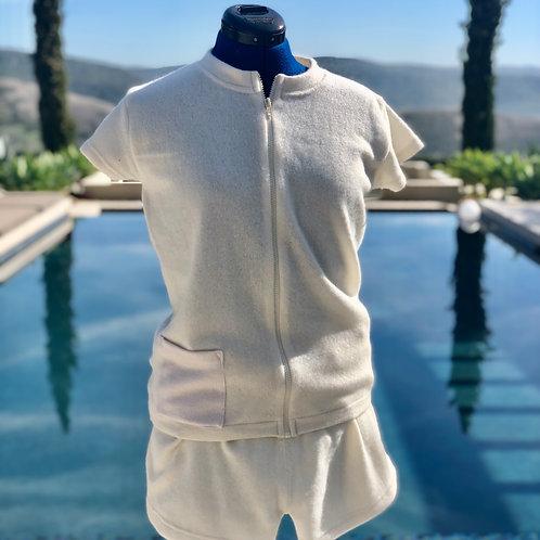 Lounge Shorts & Top Set