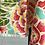 Thumbnail: Summer Colors Floral Linen Skirt