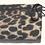Thumbnail: Animal Print Cashmere Clutch