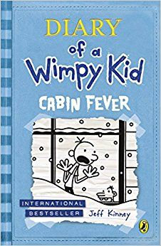 Diary of a Wimpy Kid- Cabin Fever
