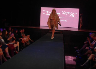 Boston Legend Denise Hajjar Hits the Runway