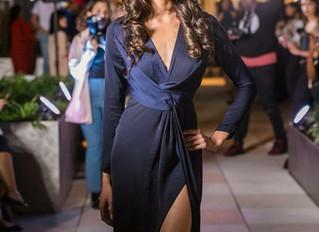 Reina Valentina Makes a Fashionable Debut