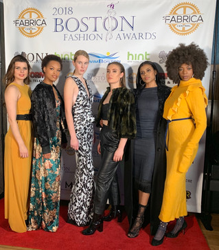 Boston Fashion Celebrates Their Finest