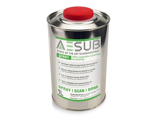 AESUB Green Scanning Spray - Single