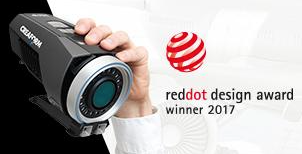 CREAFORM'S MAXSHOT NEXT™ RECEIVES RED DOT AWARD: PRODUCT DESIGN 2017!