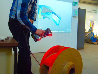 DEMO HELD TO SPARK 3D LASER SCANNING USE