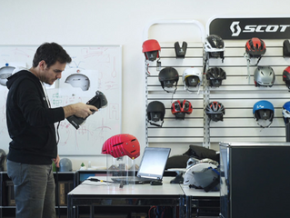 Scott Sports And Creaform: Achieving the Next Level in Skiing Safety with 3D Scanning