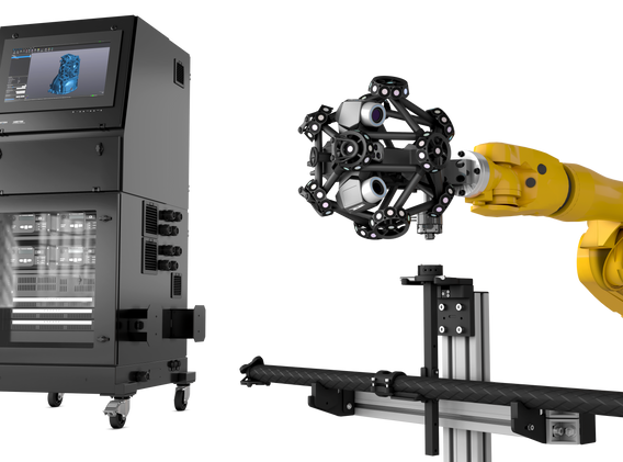MetraSCAN 3D R-Series-automated-inspecti