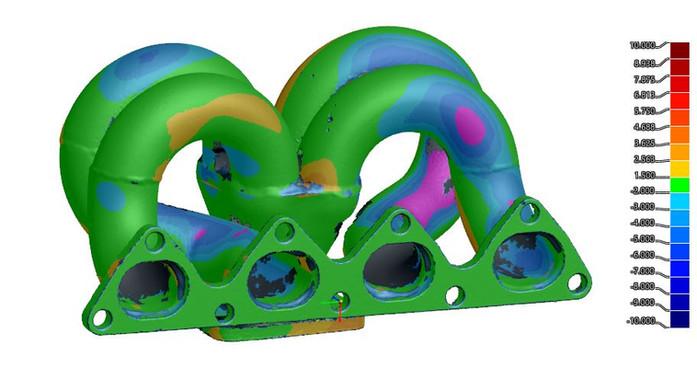 Turbo Manifold Inspection