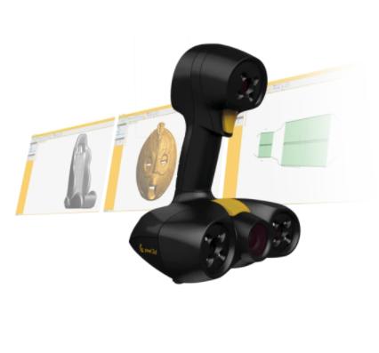 peel 2-S 3D Scanner