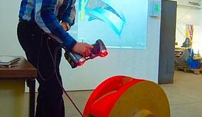Demo Held to Spark 3D Laser Scanning Use