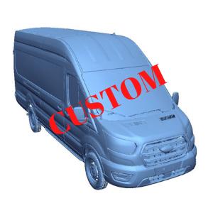 Custom Scan Data
