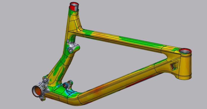 Bike Frame Analysis