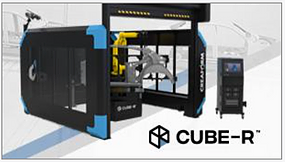 Creaform Launches The CUBE-R, The Fastest And Truly Accurate Turnkey 3D Scanning CMM