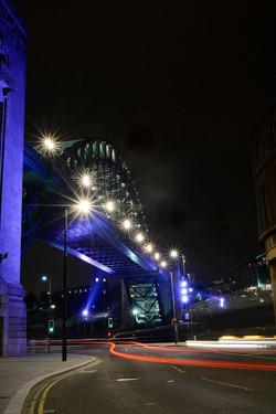 Tyne Bridge from Sandhill