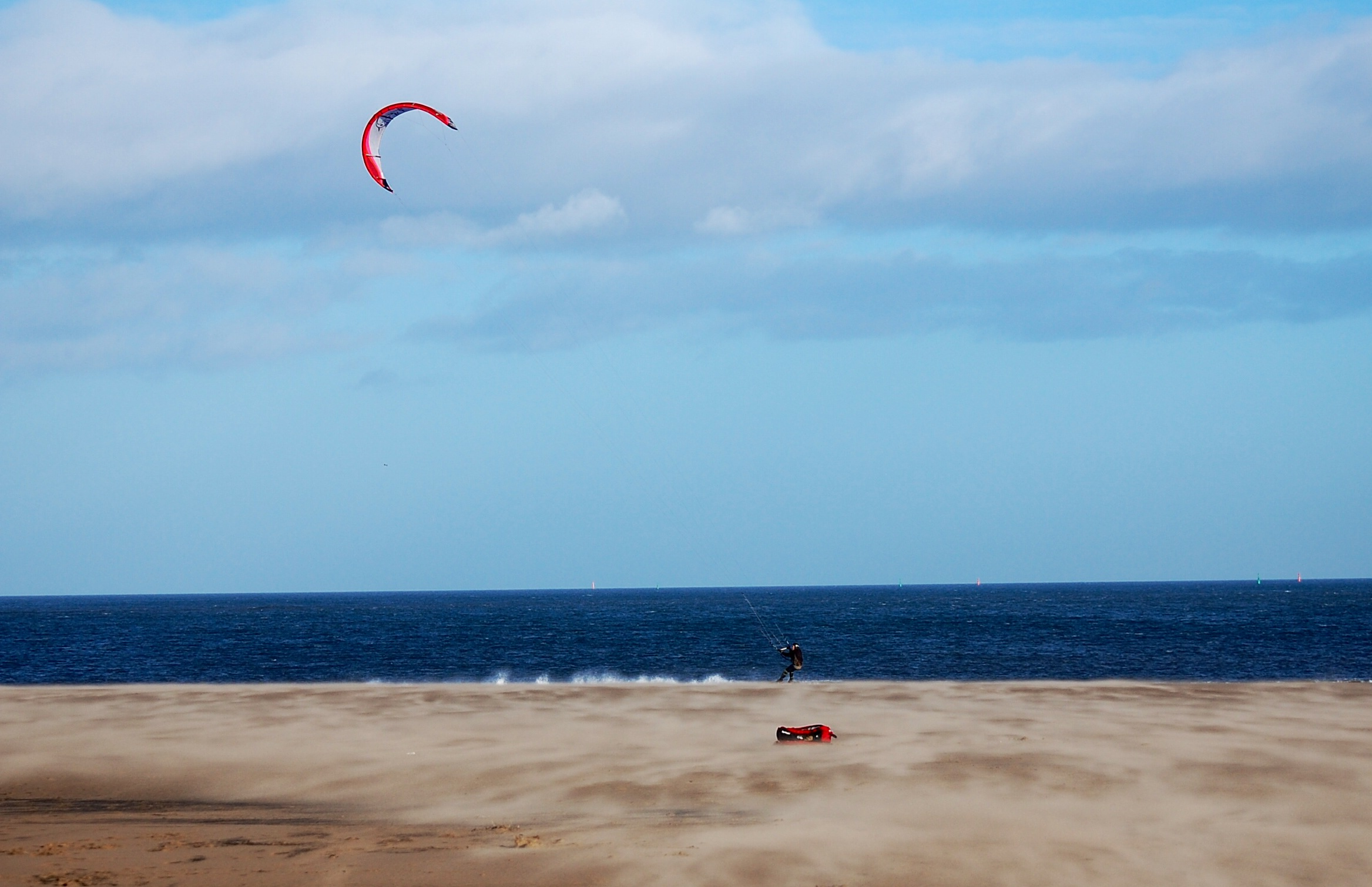 North Gare Sand Boarding