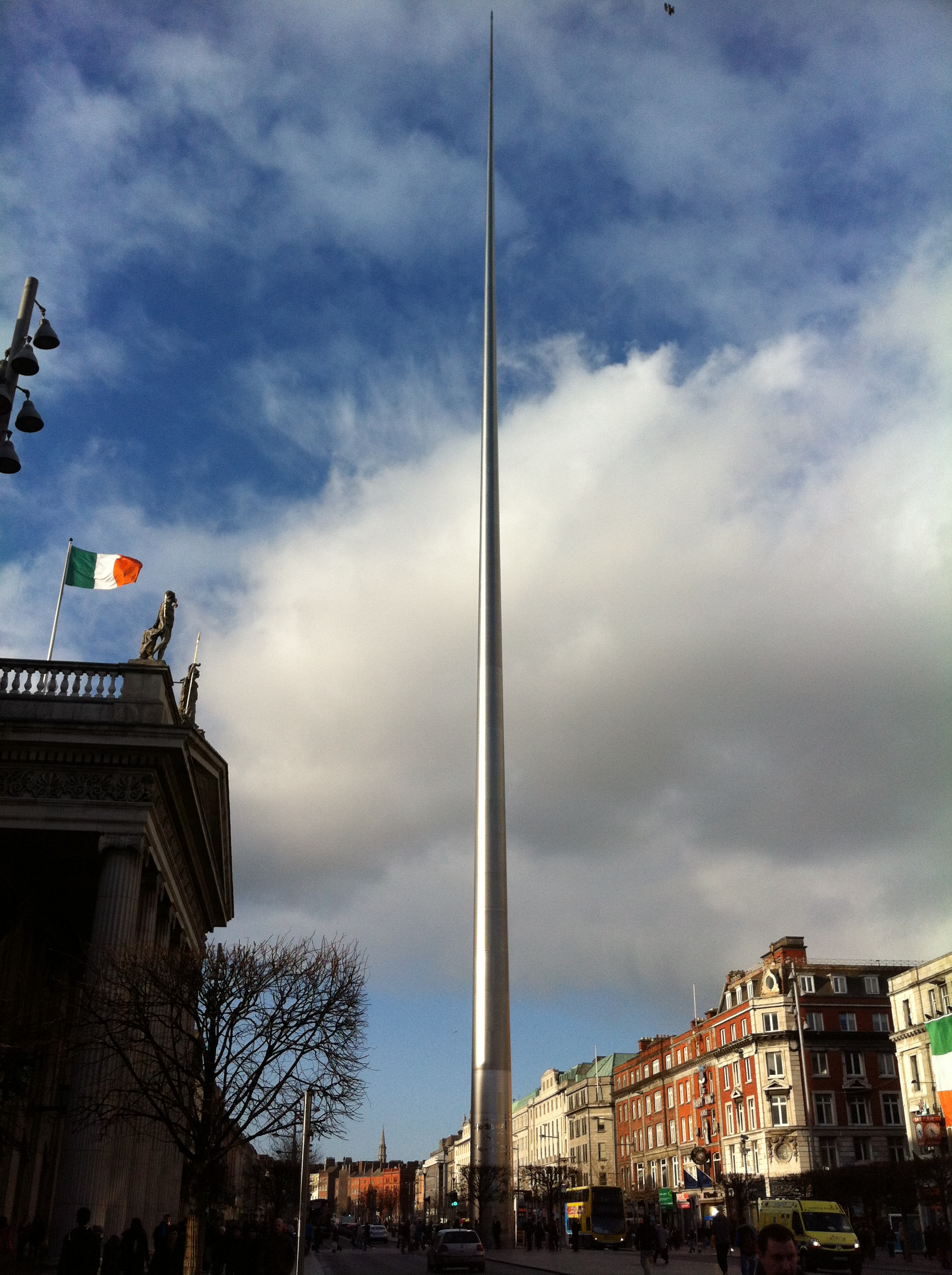 Dublins Spire