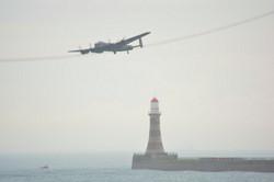 Lancaster & Roker Pier Lighthouse