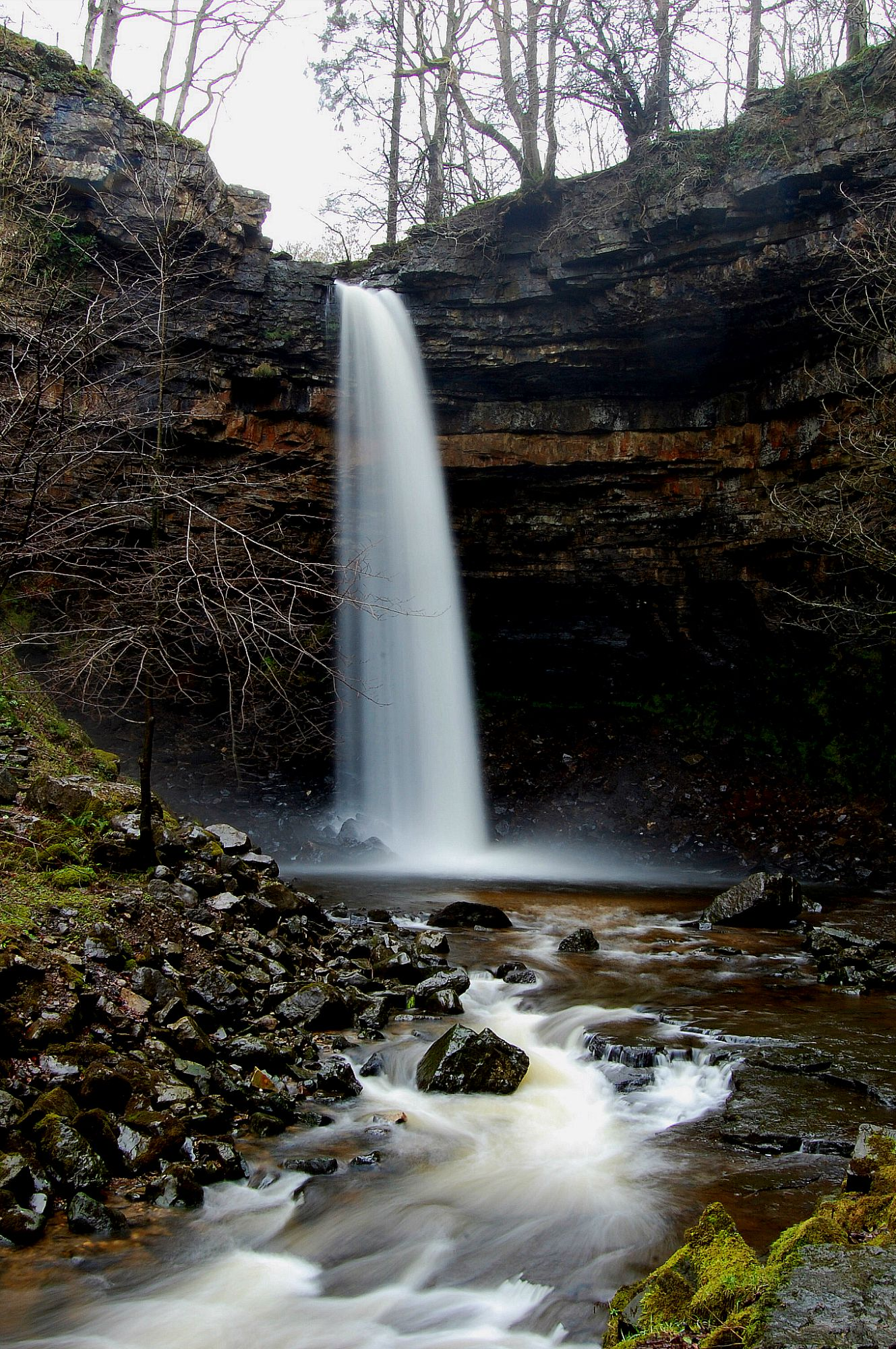 Hardraw Force waterfall
