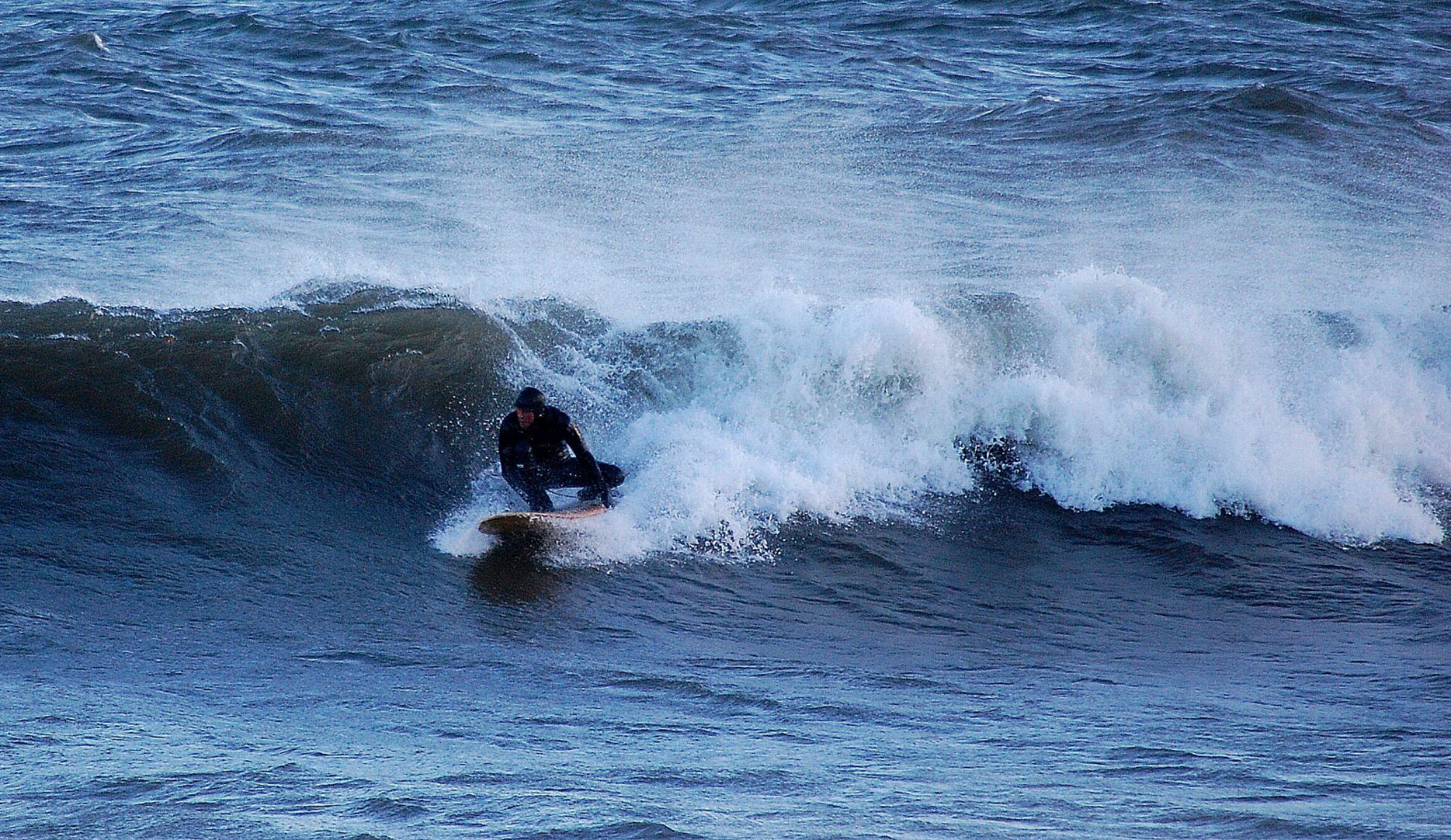 Saltburn Surfer