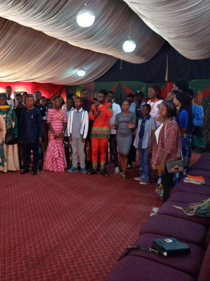 In October, C4aik organised a traning fo